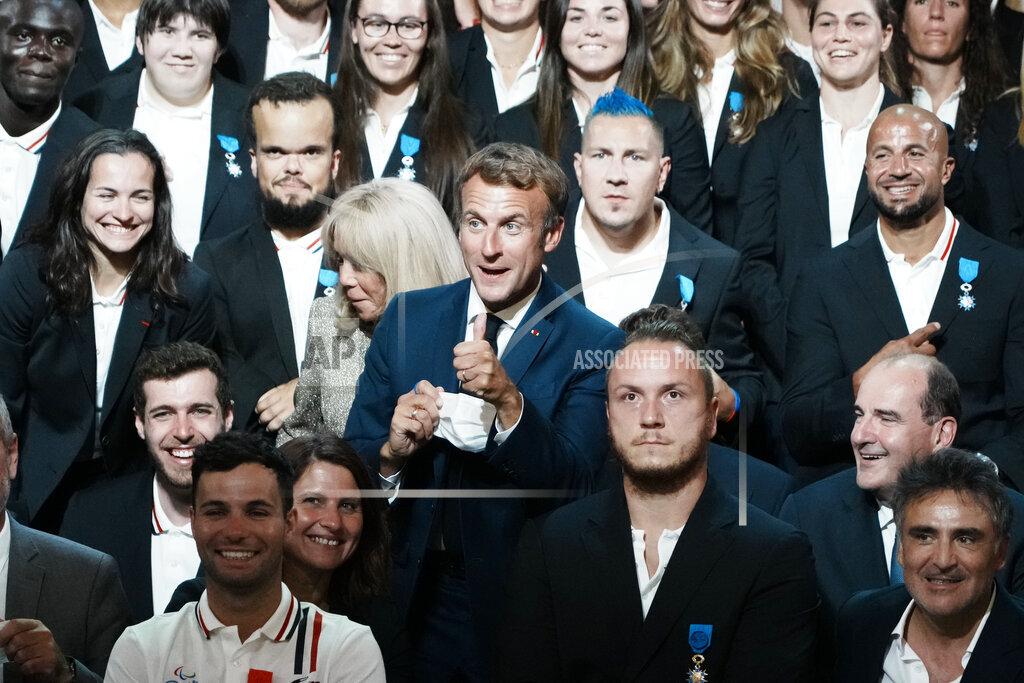 France Olympics