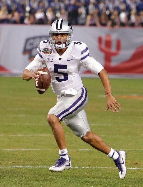 Kansas St Spring Competition Football