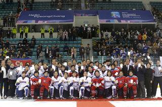 Koreas Olympics