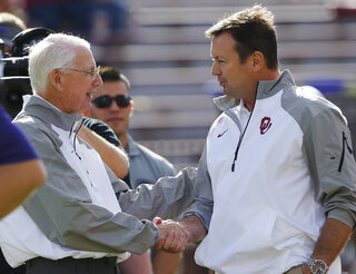 Bill Snyder, Bob Stoops