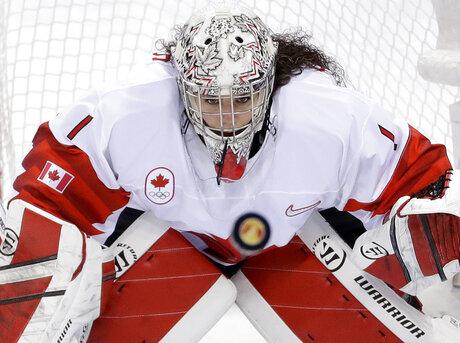 APTOPIX Pyeongchang Olympics Ice Hockey Women