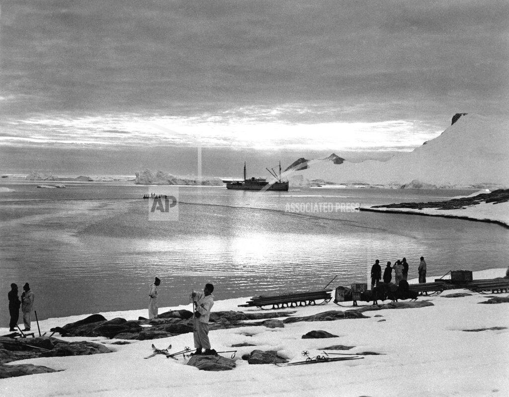 Watchf AP I   ATA APHS341798 Richard Byrd Expedition 1940 Supplies
