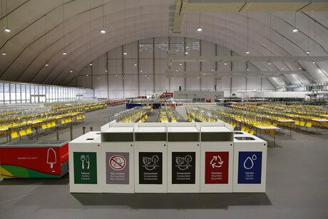 Brazil Rio Olympics Village