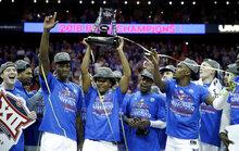 Kansas Begins Basketball