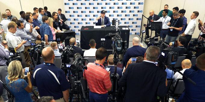 AP Top 25 Podcast: Uncertain East, wide-open West in Big Ten
