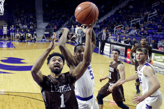 Lehigh Kansas St Basketball