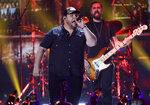 FILE - Luke Combs performs