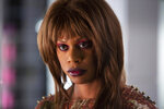 This image released by Hulu shows Laverne Cox in a scene from