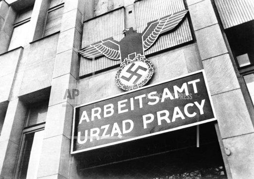 WWII Nazi Occupation Of Poland