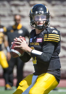 CFL Tiger-Cats Alouettes Football