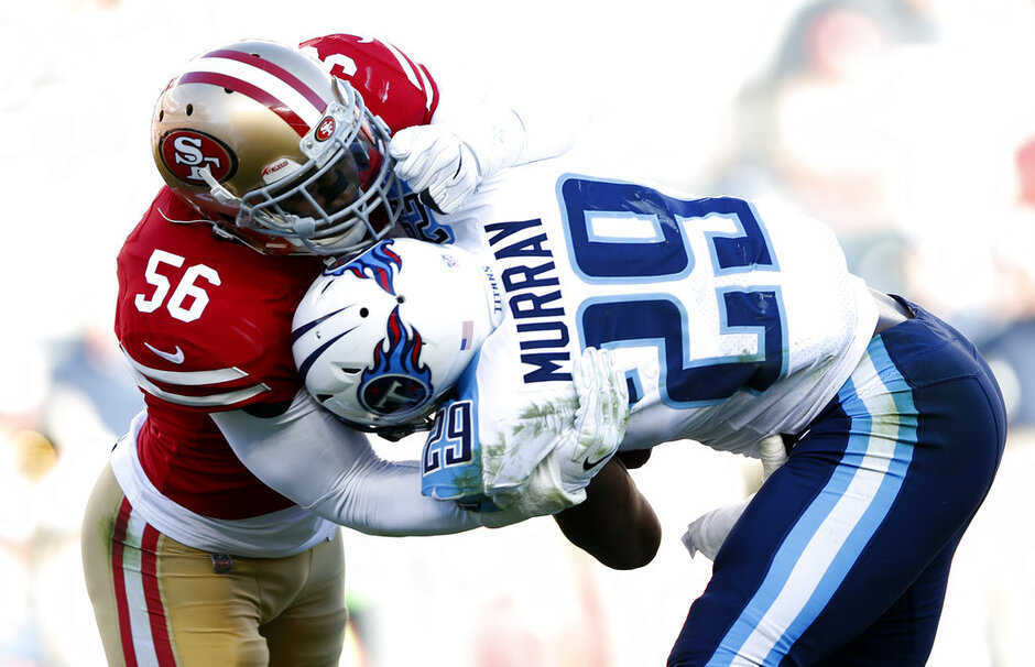 Reuben Foster, DeMarco Murray