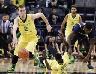 California Oregon Basketball