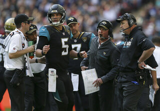 Blake Bortles, Doug Marrone