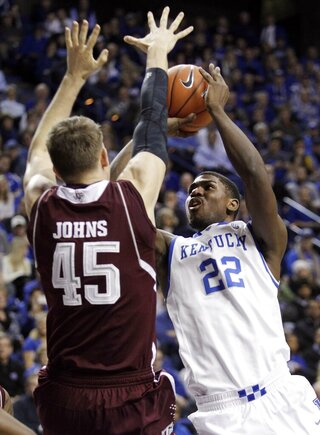 Alex Poythress, Dylan Johns
