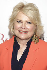 Actress Candice Bergen attends a special screening of Paramount Pictures'