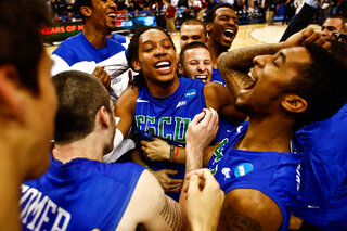 NCAA San Diego St Florida Gulf Coast Basketball
