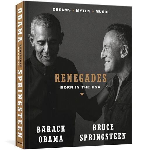 Book Review - Renegades