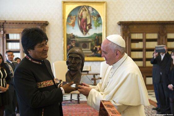 Vatican Bolivia