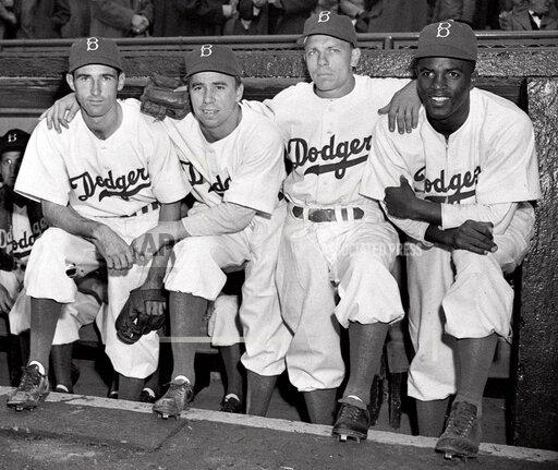Ghosts of Dodgertown Baseball