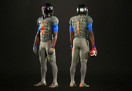 New Look Gators Football