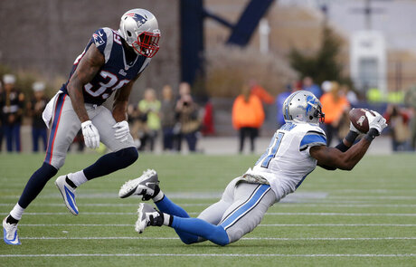 Calvin Johnson, Brandon Browner