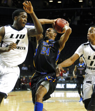 Morehead St LIU Basketball
