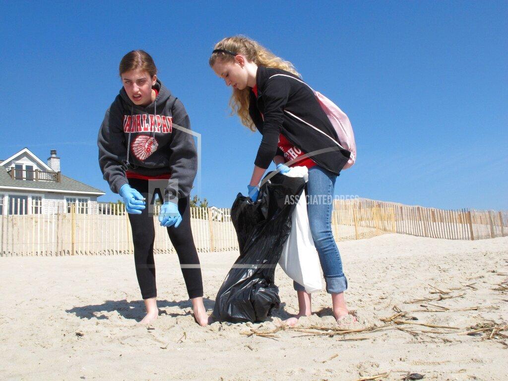 Beach Sweeps