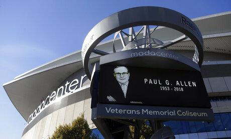 Obit Paul Allen