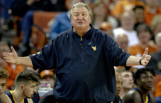 West Virginia Texas Basketball