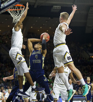 3/0, Brandon Alston, D.J. Harvey, Rex Pflueger