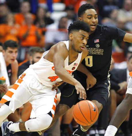 John Gillon, Brandon Childress