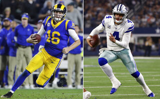 Rams Cowboys Football