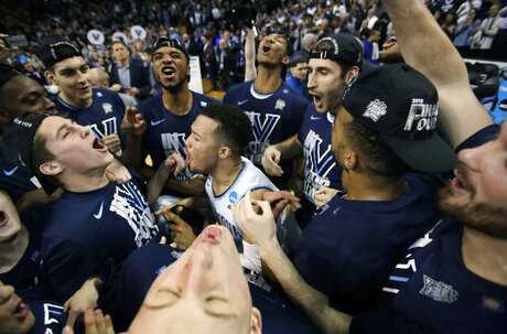 APTOPIX NCAA Texas Tech Villanova Basketball