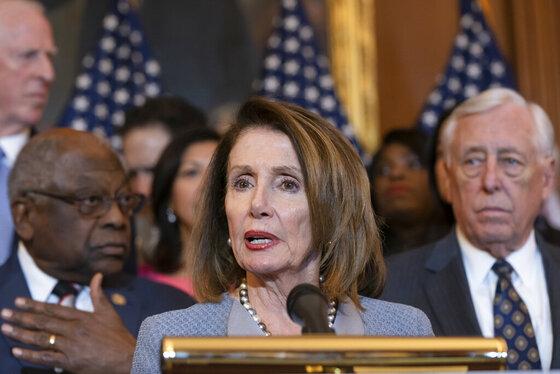 Nancy Pelosi, Steny Hoyer, James E. Clyburn