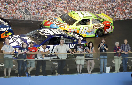 NASCAR Hall of Fame Auto Racing