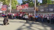 Turkey Syria Protest