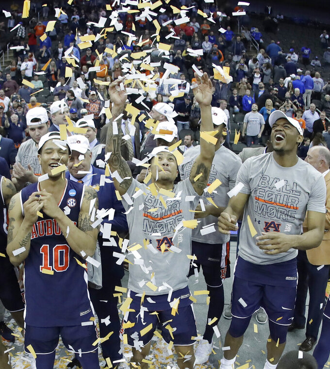 NCAA Tournament money: Big Ten gets most, SEC sets own high