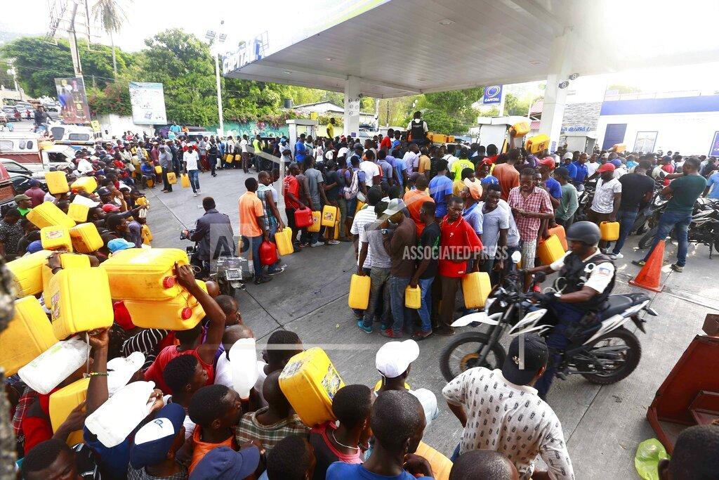 Haiti Fuel Shortages