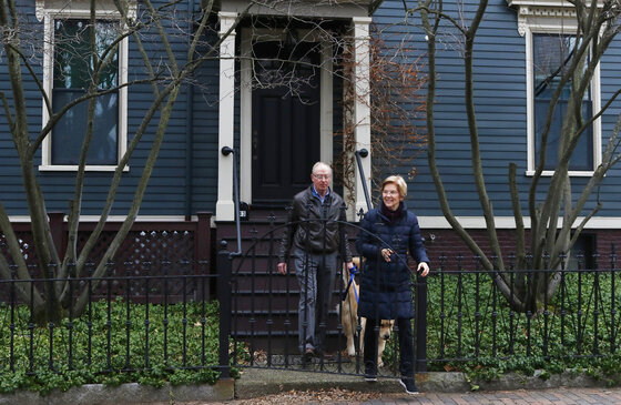 Bruce Mann, Elizabeth Warren
