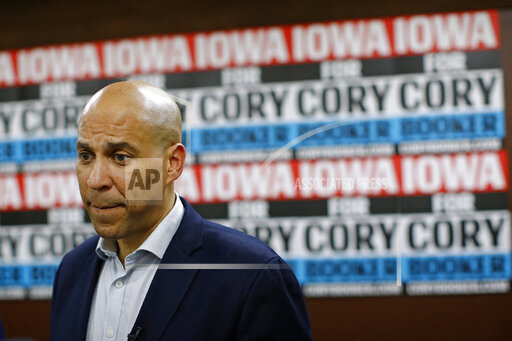 Election 2020 Cory Booker