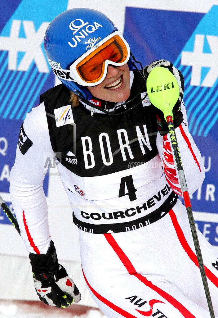 APTOPIX France Alpine Skiing World Cup