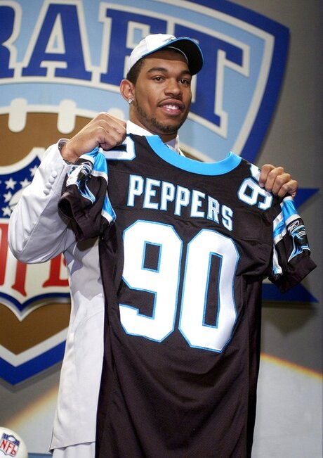 Panthers Free Agency Football