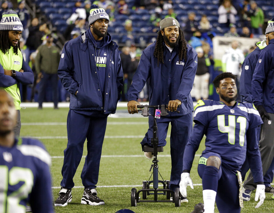 Kam Chancellor, Richard Sherman