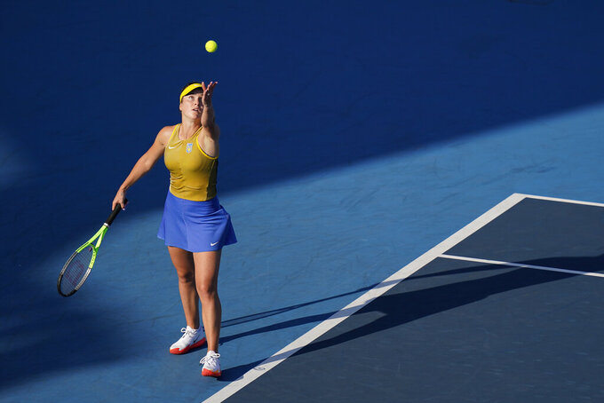 Olympic Tournament Women Singles