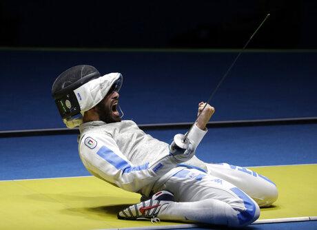Rio Olympics Fencing Men