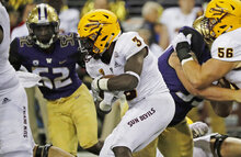 Arizona St Washington Football
