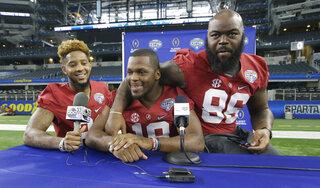 Maurice Smith, Reggie Ragland, A'Shawn Robinson