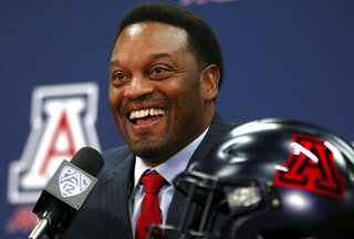 Arizona Sumlin Football