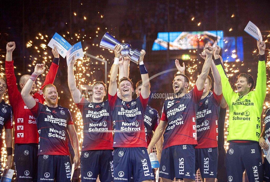 Handball Super Cup 2019 / SG Flensburg-Handewitt - THW Kiel.