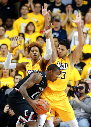 VCU - Cincinnati men's basketball game